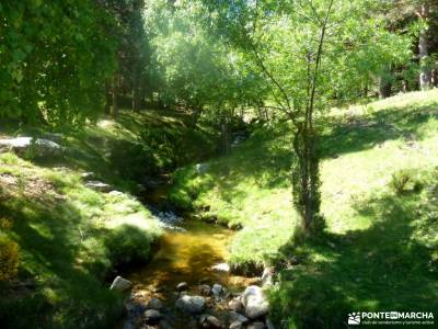 Río Aguilón,Cascada Purgatorio,Puerto Morcuera;pueblo de madrid parque natural do xures singles vi